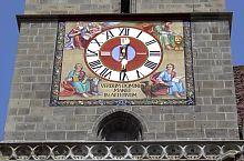 Biserica Neagră, Ceasul, Foto: Puskás Bajkó Gábor