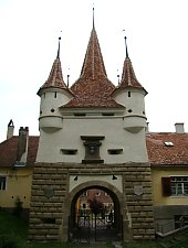 Katalin gate, Brașov·, Photo: Daniel Stoica