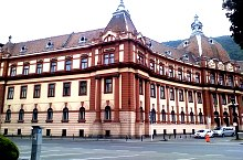 Palace of Justice, Brașov·, Photo: Mihaela Ilie