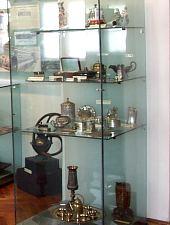 The History museum, Silver objects XIX-XX, Photo: Alexandru Stănescu