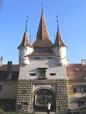 Katalin gate, Brașov·, Photo: Robert Lázár