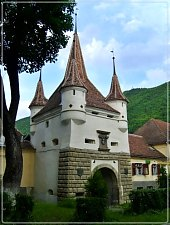 Katalin gate, Brașov·, Photo: Crina Stanciu