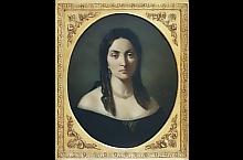Theodor Aman: Ana Davila portré