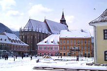 A Tanácstér, Fotó: Doru Modrișan