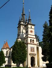 Saint Nicholas church, Brașov·, Photo: Pénzes Nándor