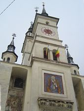 Saint Nicholas church, Brașov·, Photo: Miruna Costache