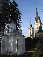 Saint Nicholas church, Brașov·, Photo: Robert Lázár