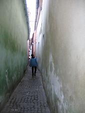 Rope street, Brașov·, Photo: Robert Lázár