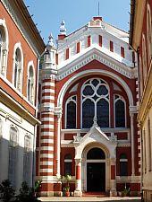 Neolog synagogue, Brașov·, Photo: Pénzes Nándor