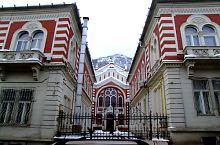 Neolog synagogue, Brașov·, Photo: Miruna Costache