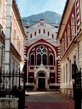 Neolog synagogue, Brașov·, Photo: Andrea Frâncu