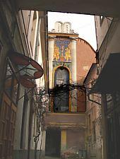 Ortodox zsinagóga, Brassó., Fotó: Horațiu Cenușă