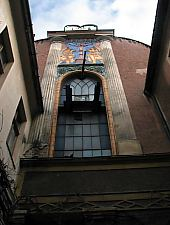 Ortodox zsinagóga, Brassó., Fotó: Silviu Maiorescu