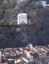 The White tower, Brașov·, Photo: Alexandru Cociu