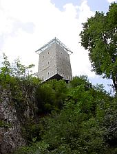 The Black tower, Brașov·, Photo: Puskás Bajkó Gábor