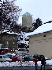 The Black tower, Brașov·, Photo: Miruna Costache