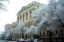 The Babeș-Bolyai University, Cluj-Napoca·, Photo: Daniel Stoica