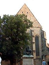 Biserica Reformată din strada Farcas, Foto: Szabolcsi Eszter