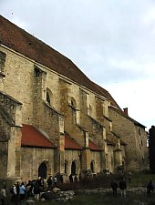 Biserica Reformată din strada Farcas, Foto: Benedek István