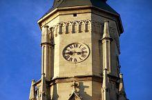 Szent Mihály templom, Kolozsvár., Fotó: Czika Tihamér