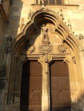 Szent Mihály templom, Kolozsvár., Fotó: WR