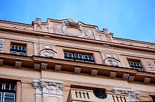 Hitel bank, Nemzeti Bank, Kolozsvár., Fotó: WR