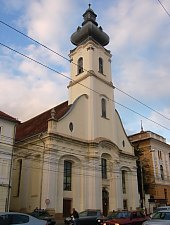 Kolozsvár: Unitárius templom