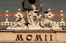 Kolozsvár: Igazságügyi palota