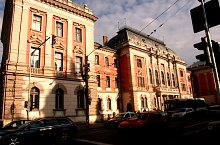 Justice palace, Cluj-Napoca·, Photo: WR