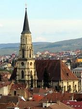 Szent Mihály templom, Kolozsvár., Fotó: Radu Capan