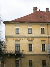 Erdély Nemzeti Történelmi Múzeuma, Kolozsvár., Fotó: Radu Vadan