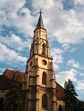 Szent Mihály templom, Kolozsvár., Fotó: Muszka János