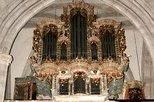 Biserica Sf.Mihail, Orga, Foto: Radu Vadan