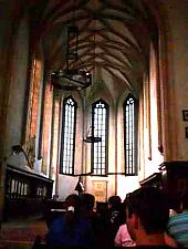 Biserica Reformată din strada Farcas, Foto: Muszka János