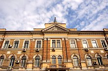 EMKE palota, Kolozsvár., Fotó: WR