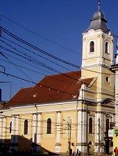 Biserica evanghelica lutherana, Cluj-Napoca, Foto: Hám Péter