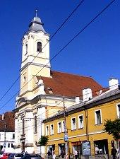 Kolozsvár: Az evangélikus-luteránus templom
