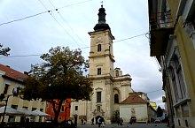 Kolozsvár: Ferencesrendiek temploma