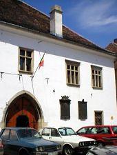 The Birth-Place of King Mátyás, Cluj-Napoca·, Photo: Czika Tihamér