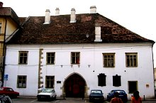 The Birth-Place of King Mátyás, Cluj-Napoca·, Photo: Takács Tibor