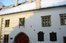 The Birth-Place of King Mátyás, Cluj-Napoca·, Photo: Daniel Stoica