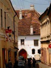 The Birth-Place of King Mátyás, Cluj-Napoca·, Photo: Horváth Abigél