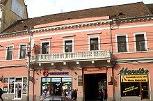 Kolozsvár: Mikes János palota