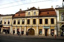 Nemes ház, Kolozsvár., Fotó: Mezei Elemér