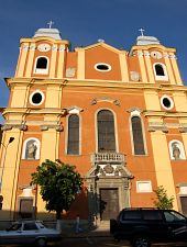Kolozsvár: Piaristák temploma