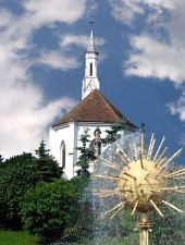 Kolozsvár: Szentpéteri templom