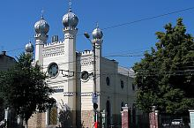 Kolozsvár: Neológ zsinagóga