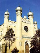 The Neolog Synagogue, Cluj-Napoca·