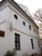 The first synagogue, Cluj-Napoca·, Photo: WR