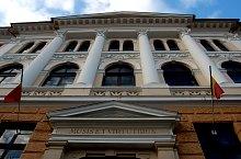 Unitárius kollégium, Kolozsvár., Fotó: WR
